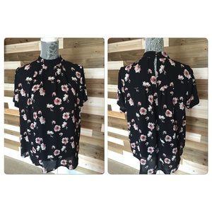 Sienna Sky floral blouse